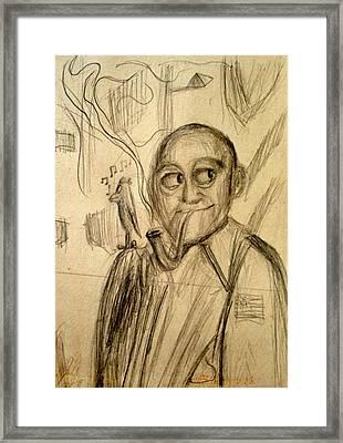Bob Hope's Dream Framed Print by Michael Morgan