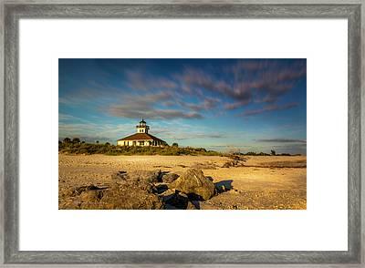 Boca Grande Florida Framed Print