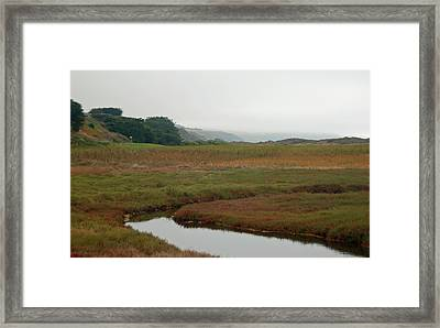 Bodega Bay Beauty Framed Print