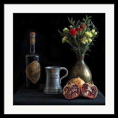 Wine Art Paining Framed Prints