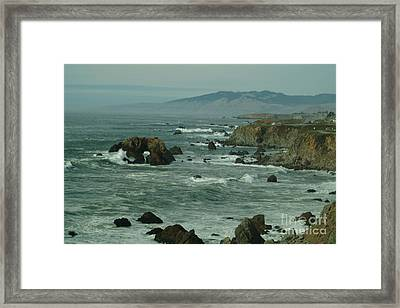 Bodgea Bay Two Framed Print