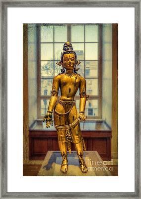 Bodhisattva Avalokiteshvara Framed Print