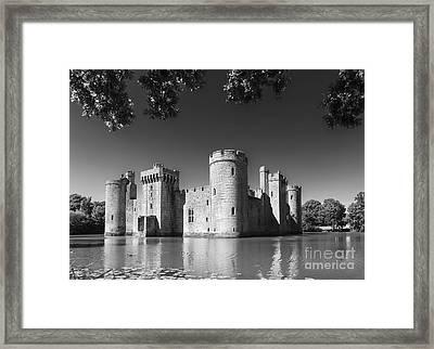 Bodiam Castle 1 Framed Print