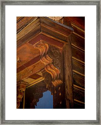Bodie Architecture Framed Print
