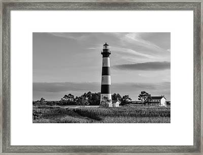 Bodie Island Light Station Framed Print by Gregg Southard
