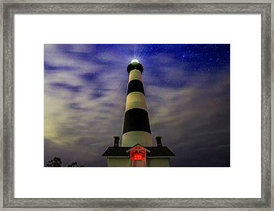 Bodie Light Framed Print