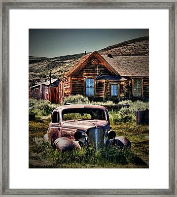 Bodies Finest 1 Framed Print by Chris Brannen
