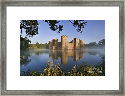 Bodium Castle 4 Framed Print by Rod McLean