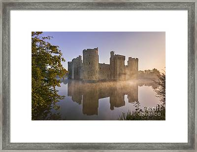Bodium Castle 3 Framed Print by Rod McLean