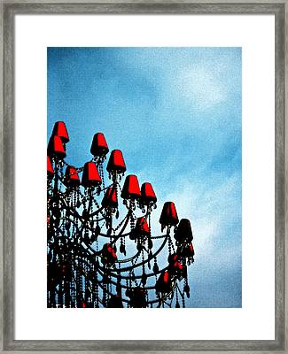 Bodrum Turkey 27 Framed Print by Per Lidvall