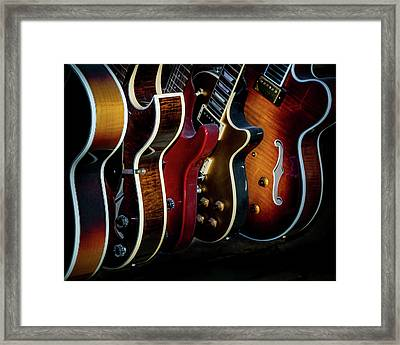 Body By Heritage Framed Print