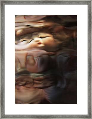 Body Dysmorphia  Framed Print