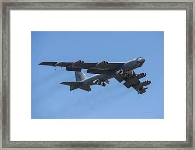Boeing B-52 Stratofortress Framed Print