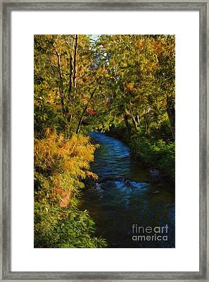 Boise Afternoon Framed Print by Jon Burch Photography