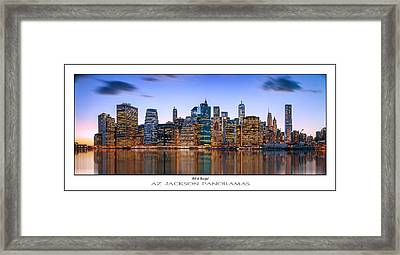Bold And Beautiful Poster Print Framed Print