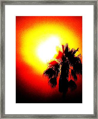Bold Framed Print by Daniele Smith