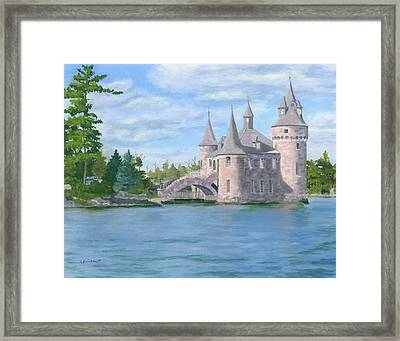 Boldt's Power House Framed Print
