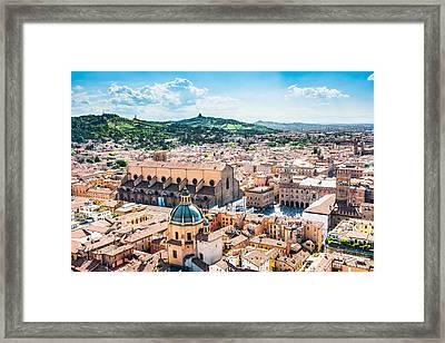 Bologna  Framed Print by Armaroli Stefano