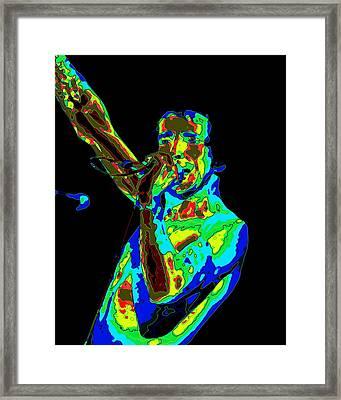Art #1 Framed Print by Ben Upham