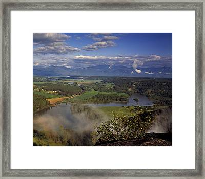 Bonners Ferry Framed Print
