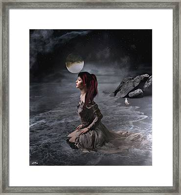 Precious Moment  Framed Print by G Berry