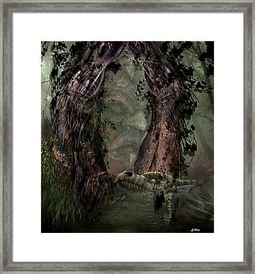 Boogie Man Framed Print by G Berry