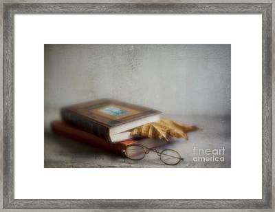 Bookmark Framed Print