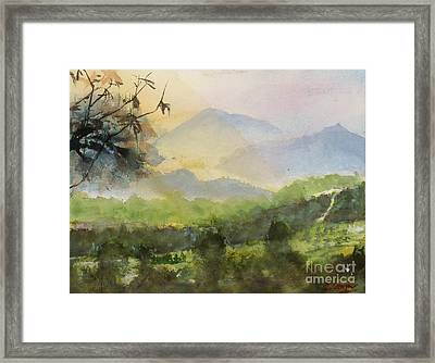 Boonah #1 Framed Print by Sof Georgiou