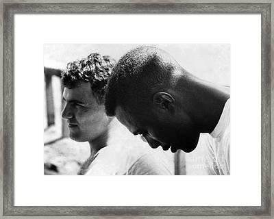 Boot Camp 1968 Framed Print