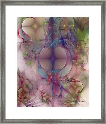 Bootyful Framed Print by John Beck
