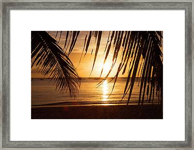 Boracay Philippians 5 Framed Print by Mark Ashkenazi