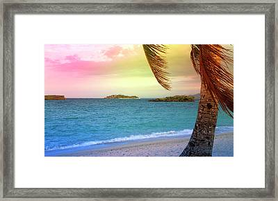 Boracay Philippians 6 Framed Print by Mark Ashkenazi