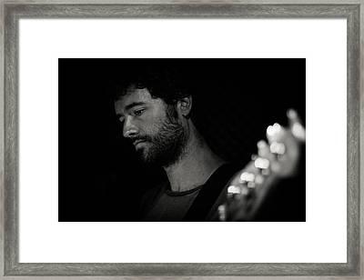 Borja Framed Print