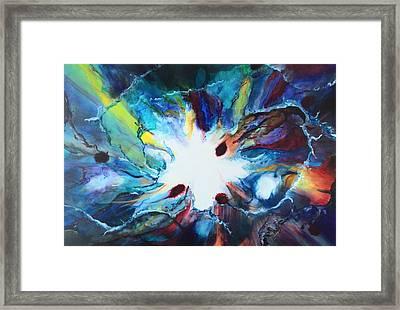 Born Again Framed Print