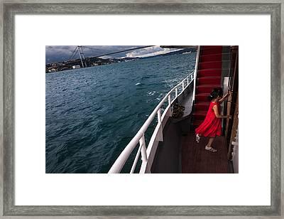Bosphorus Framed Print