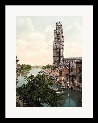 St Botolph St Framed Prints