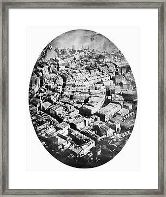 Boston 1860 Framed Print by Granger
