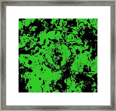 Boston Celtics 1a Framed Print