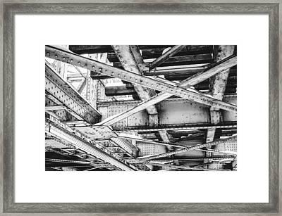 Boston Framed Print by Matti Ollikainen