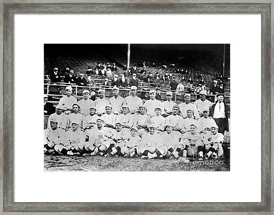 Boston Red Sox, 1916 Framed Print by Granger
