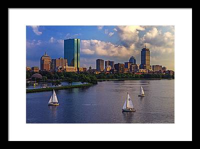 Boston Framed Prints
