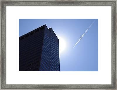 Boston Sunshine Framed Print by Lunci Hua