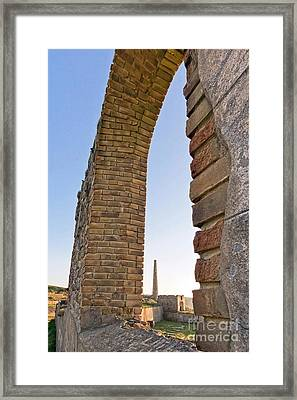 Botallack Framed Print by Terri Waters