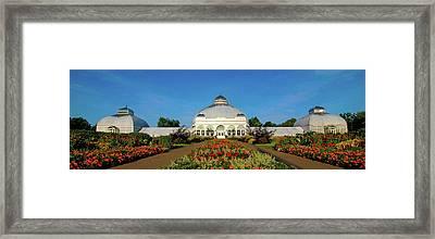 Botanical Gardens 12636 Framed Print