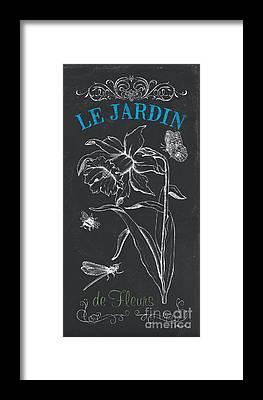 Daffodil Framed Prints