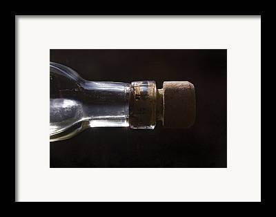 Bottles Framed Prints