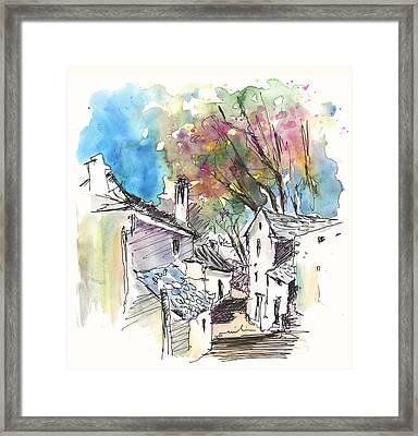 Bouges 01 Framed Print by Miki De Goodaboom