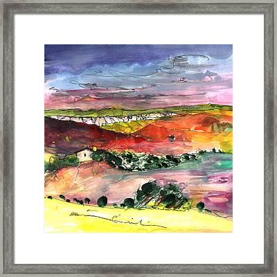 Bouges 02 Framed Print by Miki De Goodaboom