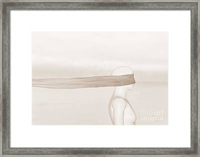 Bound II Framed Print by Jacky Gerritsen