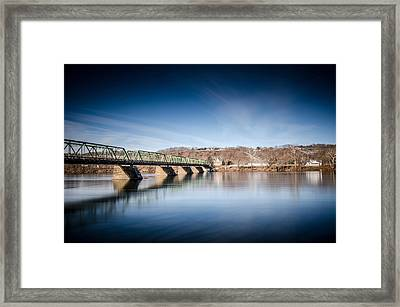 Bound Framed Print